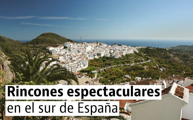 Rincones espectaculares en el sur de espa a - Casas espectaculares en espana ...